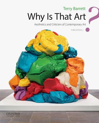 Image for Why Is That Art?: Aesthetics and Criticism of Contemporary Art