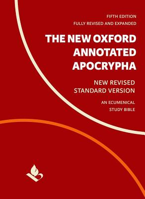 Image for The New Oxford Annotated Apocrypha: New Revised Standard Version