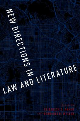 Image for New Directions in Law and Literature