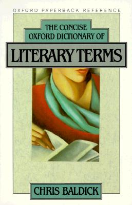 Image for The Concise Oxford Dictionary Of Literary Terms