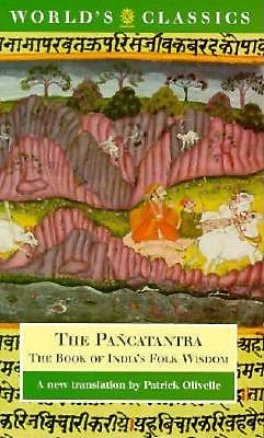 Pancatantra: The Book of India's Folk Wisdom (The World's Classics)