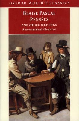Image for Pensees and Other Writings (Oxford World's Classics)