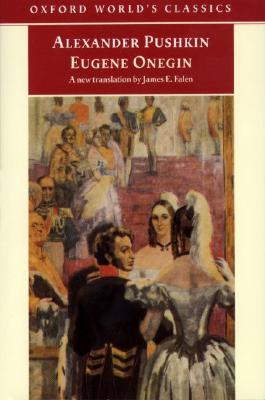 Image for Eugene Onegin: A Novel in Verse (Oxford World's Classics)
