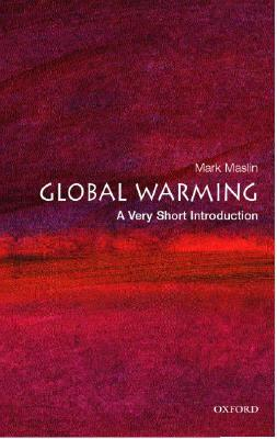 Image for Global Warming: A Very Short Introduction