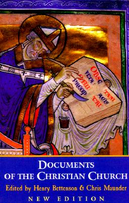 Image for Documents of the Christian Church