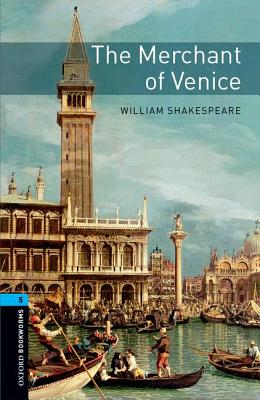 Image for Merchant of Venice, The: Oxford Bookworms Library: Stage 5