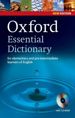 Image for Oxford Essential Dictionary with CD-ROM