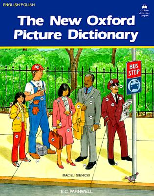 Image for New Oxford Picture Dictionary, The : English/Polish