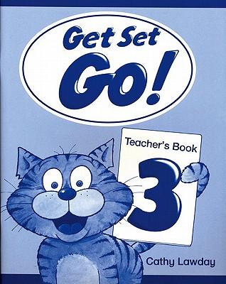 Image for Get Set - Go!: 3: Teacher's Book