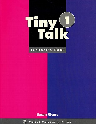 Image for Tiny Talk 1 Teacher's Book
