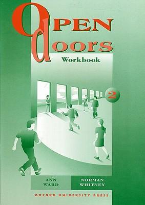 Open Doors: 2: Workbook, Whitney, Norman,  Ward, Ann