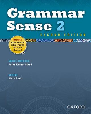 Grammar Sense 2, Pavlik, Cheryl
