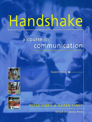 Image for Handshake Student's Book  A Course in Communication