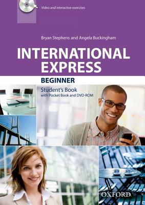 Image for International Express: Beginner: Student's Book Pack