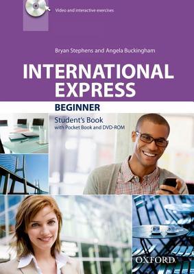 Image for International Express: Beginner: Student's Book Pack