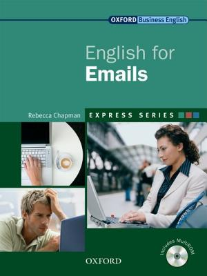 Express Series: English for Emails Student's Book and MultiROM  A Short, Specialist English Course, Chapman, Rebecca