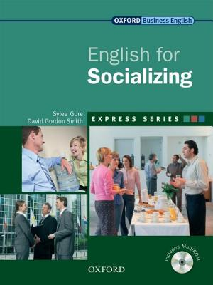 Image for English for Socializing Student's Book and Multirom  A Short, Specialist English Course
