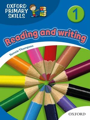 Image for Oxford Primary Skills Reading and Writing 1 Skills Book