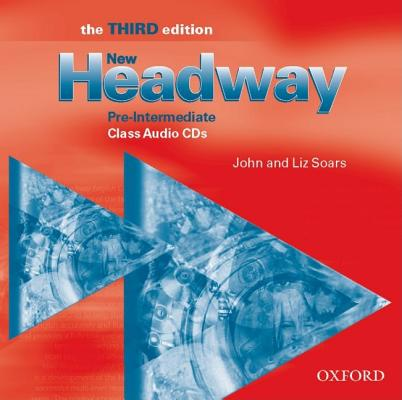 Image for New Headway Pre-intermediate 3rd Edition Class CD