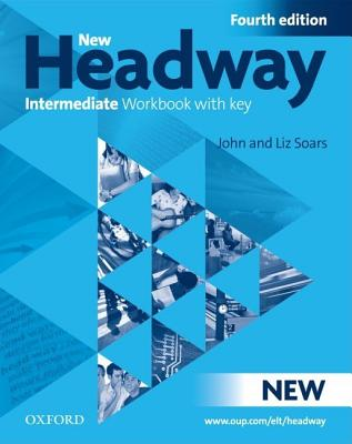 Image for New Headway Intermediate 4th Edition Workbook With Key