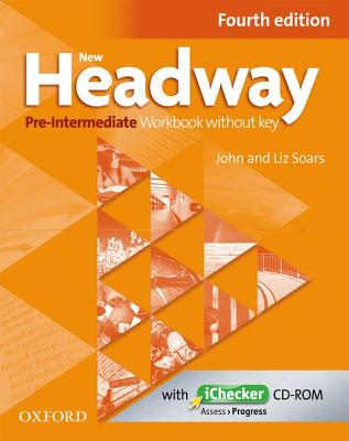Image for New Headway: Pre-Intermediate A2 - B1: Workbook + iChecker without Key  The world's most trusted English course