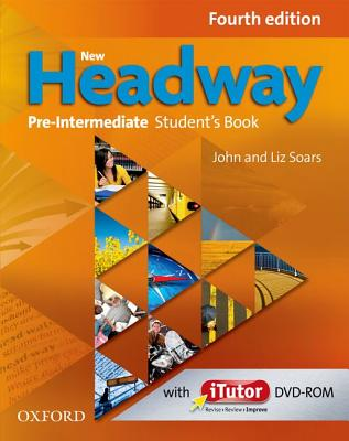 Image for New Headway Pre-intermediate 4th Edition Student's Book and iTutor Pack