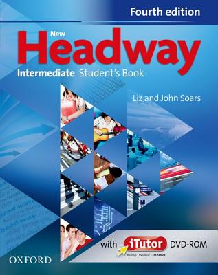 Image for New Headway Intermediate 4th Edition Student's Book and iTutor Pack