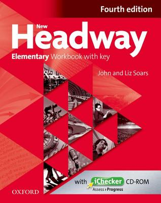 Image for New Headway Elementary 4th Edition Workbook + iChecker with Key
