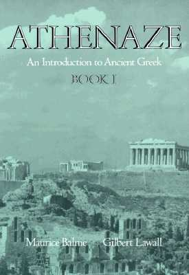 Image for Athenaze: an introduction to ancient Greek