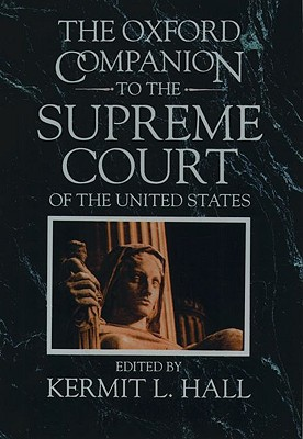 Image for The Oxford Companion to the Supreme Court of the United States