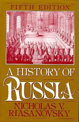 Image for A History of Russia