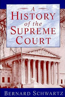Image for A History of the Supreme Court