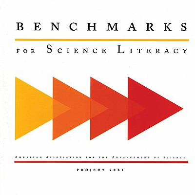 Image for Benchmarks for Science Literacy (Benchmarks for Science Literacy, Project 2061)