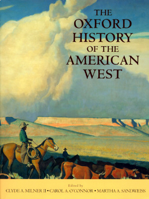 Image for The Oxford History of the American West
