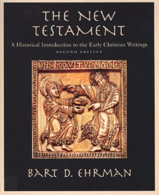 Image for New Testament: Historical Introduction to the Early Christian Writings