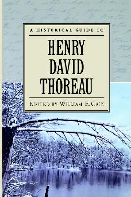 Image for A Historical Guide to Henry David Thoreau (Historical Guides to American Authors)