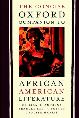Image for The Concise Oxford Companion to African American Literature