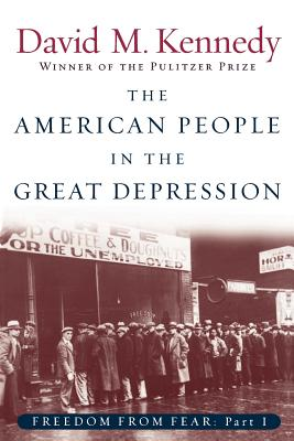 Image for AMERICAN PEOPLE IN THE GREAT DEPRESSION: Freedom f