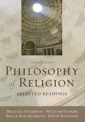 Image for Philosophy of Religion: Selected Readings
