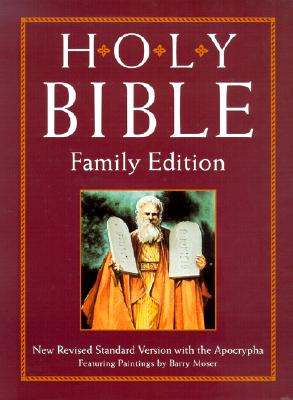 Image for The Holy Bible (NRSV with Apocrypha, Family Edition)