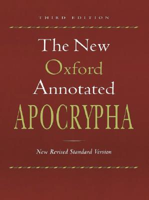 Image for The New Oxford Annotated Bible, New Revised Standard Version, Third Edition (Hardcover Indexed 9700)