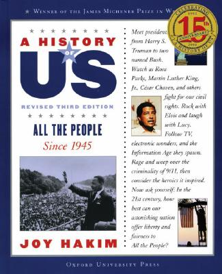 Image for All the People: Since 1945 A History of US Book 10