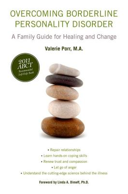 Image for Overcoming Borderline Personality Disorder: A Family Guide for Healing and Change