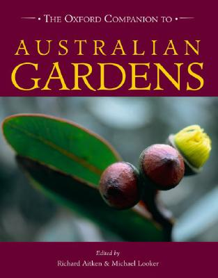Image for The Oxford Companion to Australian Gardens