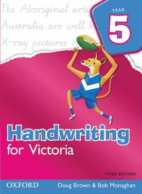 Image for Handwriting For Victoria Year 5 3rd Edition