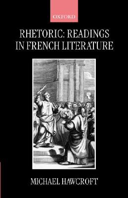 Image for Rhetoric: Readings in French Literature