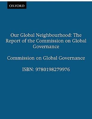 Image for Our Global Neighborhood