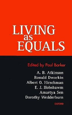 Image for LIVING AS EQUALS