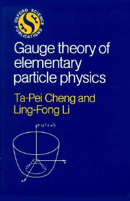 Image for Gauge Theory of elementary particle physics