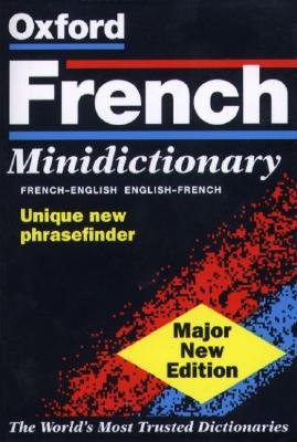 Image for The Oxford French Minidictionary